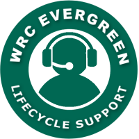 WRC Evergreen Logo